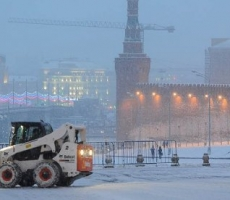Стихия накрыла Москву