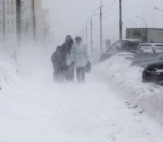 Аномальные морозы вызывают депрессию у москвичей