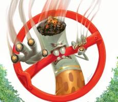 Россия прекратит курить