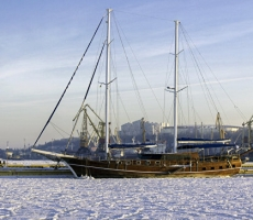 Одесские корабли потеряли боеспособность