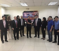 Филиппинские аккорды народной дипломатии России