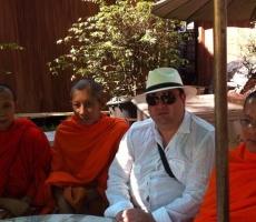 Амрам Петросян: Буддисты Юго-Восточной Азии поддерживают связи с Россией