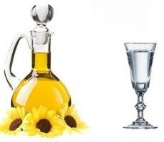 Водка с маслом избавит от неизлечимых болезней