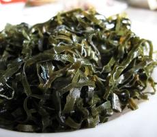 Чудесные свойства водорослей