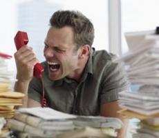 Как обычное раздражение перерастает в приступ гнева