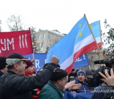 Москва указала Гагаузии на дверь