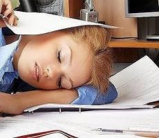 Как избавиться от дневной сонливости