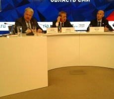Сергей Бабурин: Россия солидарна с Палестиной