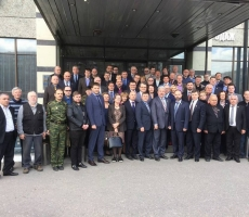 РОС поддержал внешнюю политику Владимира Путина
