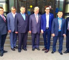 Молодежь поддержала Российский общенародный союз