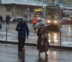 Потепление в Москве снова откладывается