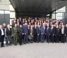 На Съезде Российского Общенародного Союза  объединились пять партий