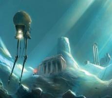 Цивилизация на дне океана