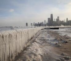Снег в Москве - это климатическая аномалия