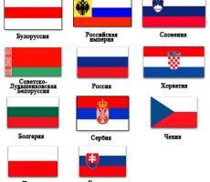 Проект резолюции Юбилейного славянского съезда