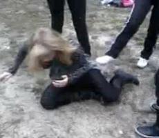 Избиение школьницы в Москве вызвало гнев народа