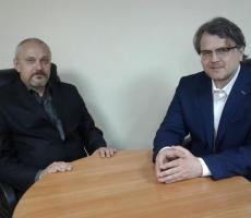 Дмитрий Соин и Святослав Дубянский открыли новую программу