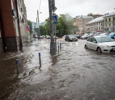 Потепление в Москве не наступает