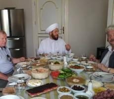 Гражданская миссия Сергея Бабурина в Сирии продолжается