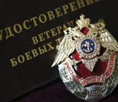 Александра Черниченко: ветеранам боевых действий необходима поддержка