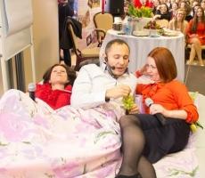 Секс-тренер Павел Раков пошел в большую политику