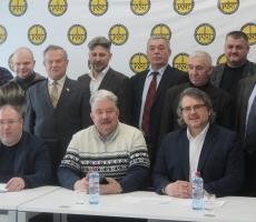 Поддержка Сергея Бабурина в Регионах нарастает