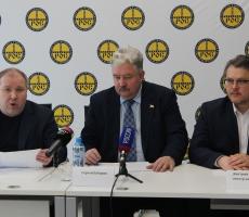 Сергей Бабурин собрал 120 тысяч подписей в свою поддержку