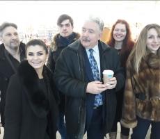 Сергей Бабурин посетил торговый центр Гагаринский