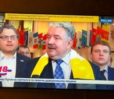 ЦИК засчитал подписи Сергея Бабурина