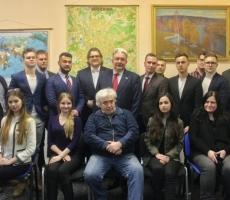 Сергей Бабурин рассказал студентам о политических процессах в стране
