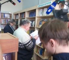 Сергей Бабурин призвал русский народ читать книги