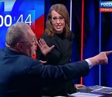 Политические дебаты у Соловьева превратилось в шоу клоунов