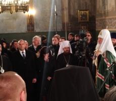 Сергей Бабурин рассказал о посещении Патриархом Кириллом Болгарии