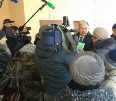 Сергей Бабурин в Тольятти поддержал актив ТСЖ