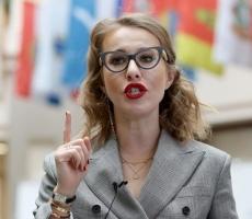 Ксения Собчак назвала граждан России лохами