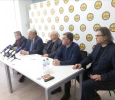 Сергей Бабурин провел итоговую пресс-конференцию