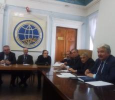 Сергей Бабурин провел заседание Международной Славянской Академии