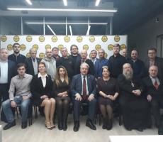 Сергей Бабурин провел первый после выборов президиум РОС