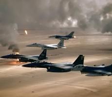 Американо-Британская коалиция готовит удар по Сирии. А что Франция?