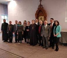 В Москве открылась научно-православная конференция: Государство, Церковь, Право