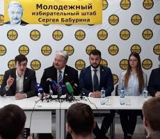 Валентин Соин: наша молодежь планирует идти на выборы