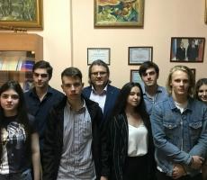 Молодежное крыло РОС поддерживает Михаила Бутримова на выборах мэра Москвы