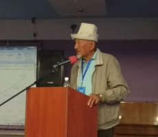 Сергей Бабурин: вперед киргизы!
