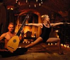 Секреты йоги от певца Стинга