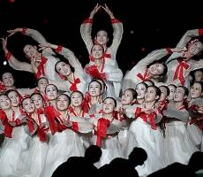 Творческий коллектив из Северной Кореи выступит в Сеуле