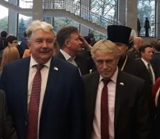 Сергей Бабурин: консолидация русского мира актуальна