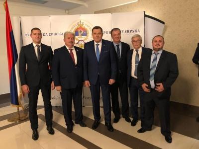 Сергей Бабурин: миссия в Сараево прошла успешно
