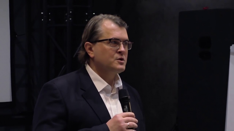 Дмитрий Соин о курсе иновационного пиара