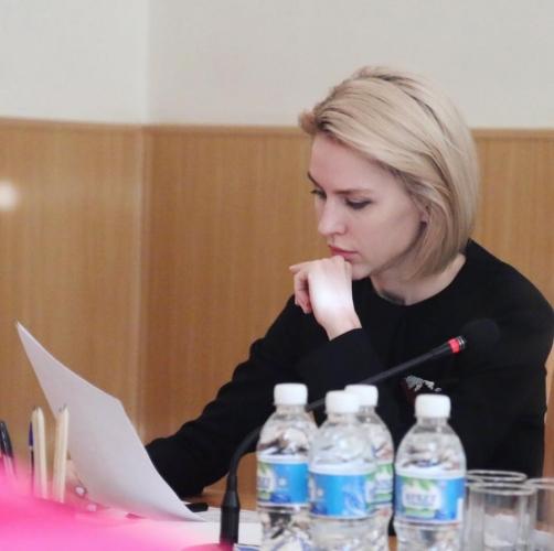 """Алена Аршинова: советую прочесть """"Атлант расправил плечи"""""""