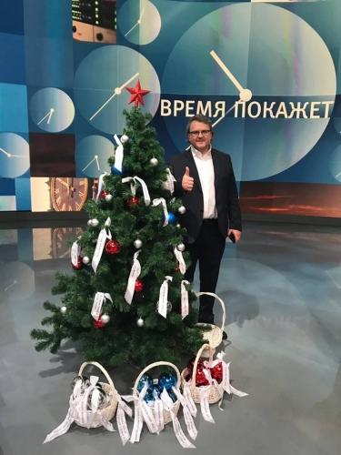 Дмитрий Соин проводит курсы профессиональных пиарщиков